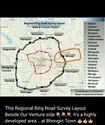Residencial Open Plots At Bongiri Town Regional Ring Road In Venture