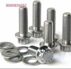Stainless Steel 304 Nuts Bolts