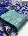 Banarasi Silk Suit Material