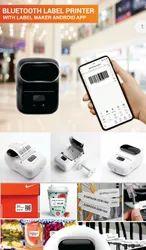 Udyama UDYM110 Label Printer, Max. Print Width: 2 inches, Resolution: 50km