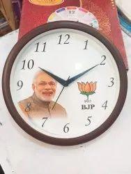 Photo Printed Wall Clock
