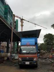 Industrial Diesel Generator Load Test