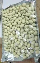 Coated Nuts Rabri Almonds, Creamy White