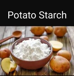 Indian Food Grade Potato Starch, For Industrial, Gluten Free