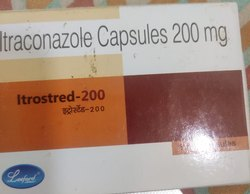 Itraconazole 100 Mg 200mg Capsules