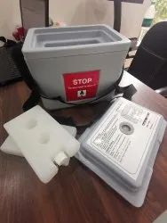 Small Size Vaccine Carrier