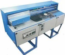 Hot Melt Mini Bound perfect book Binding Machine, Automation Grade: Semi-Automatic, 200