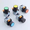 LA38-11 22mm Momentary Push Button
