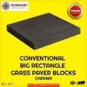 Big rectangular Grass paver