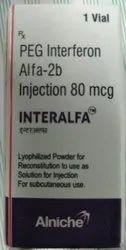 PEG Interferon Alfa 2b  Inj 80mcg