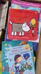 UKG Kids Imported Books, English