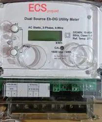 Dual Prepaid Meters