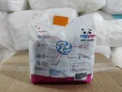 Nappee Baby Diaper 10pcs - XS & NB