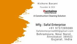 Construction Cleaning Chemicals, Purity %: Concentrate