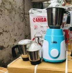 Available in mix colors Ganga Mixer 750 Watts, For Wet & Dry Grinding