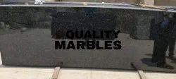 Quality marble Megistic Black Granite