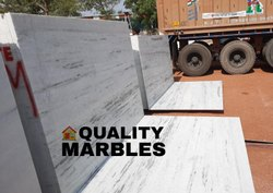 Quality marble Nizarna White Marble