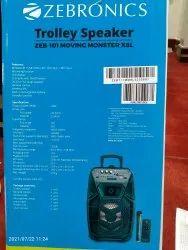 ZEB TROLLEY SPEAKER