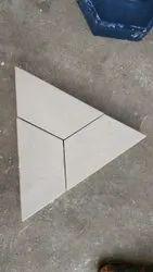 Rubber Mould Trapezoid Paver Block