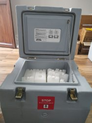 Large Cold Box