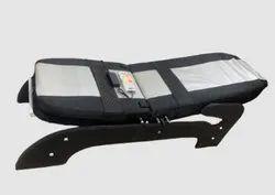 Full body 8 roller massage bed