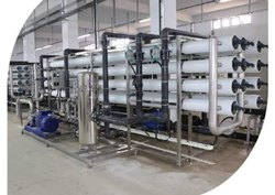 Industrial Ro Plant 10000 15000 Lph