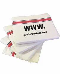 White Cotton Cleaning Cloth