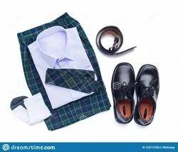Cotton/Polyester School Uniform Shirt Pant