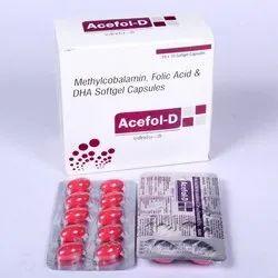 Methylcobalamin 750mcg + Folic Acid 5 mg