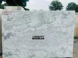 Dharmeta White Marble Slab