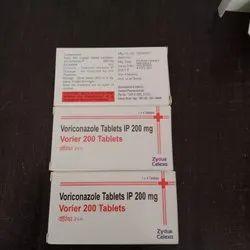 Vorier Voriconazole 200 mg