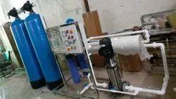 Reverse Osmosis RO Capacity: 1000(Liter/hour) 1000 lph ro plant, FRP, Water Storage Capacity: 4000 L