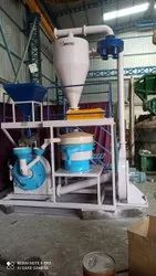 Plastic Disc Pulverizer