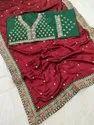 Beautiful Exclusive Designer Fancy Saree