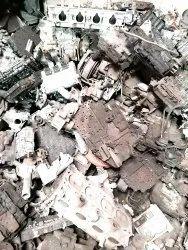 Car Engines Cast Aluminum Scrap