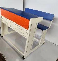 Modular Furniture School Desk Bench