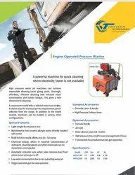 CVT ENGINE Operated High  Pressure Water Jet Machines
