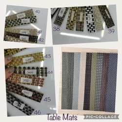 Dining Mats Table Mats