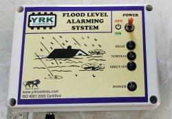 Flood Level Alarm