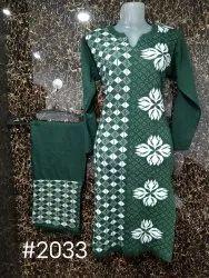 Harry Green Kurti plazzo, For Reguler Wear