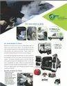 Industrial 2 Motors Vacuum Cleaners