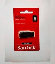 Sandisk  8gb Usb 2.0 Pen Drive