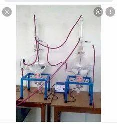 Double distillation UNIT
