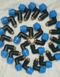Compression Brass Elbow Mta 20mm