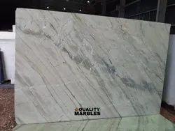 Katni gray green marble