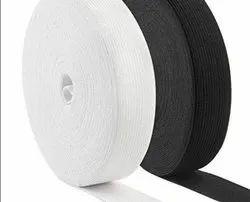 Plain Woven Elastic Tape