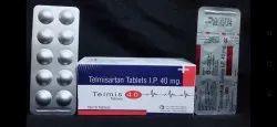 Pcd franchise for Telmisartan I P 40 Mg Tablet