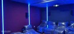 Home Theater Wall Paneling