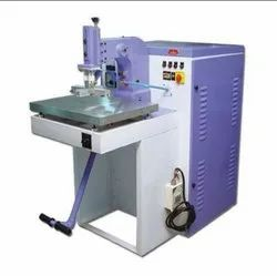 Manual High frequency embossing machine