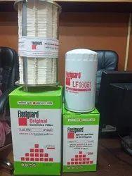Fiber Reciprocating Compressor OIL FILTER LF 16061, For Genset